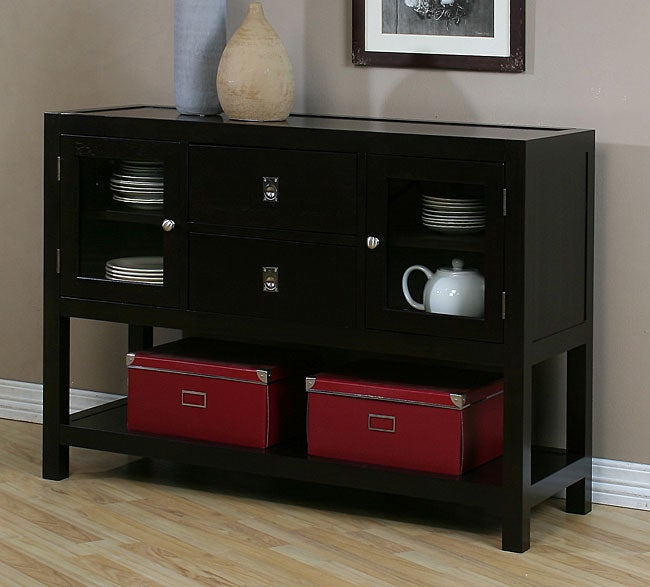 Norwich Two-drawer Console Table