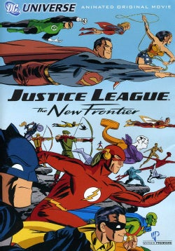 Justice League: The New Frontier (DVD)