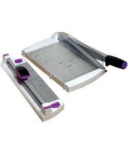Purple Cows Two-In-One Combo Trimmer