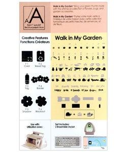 Cricut Walk In My Garden Cartridge