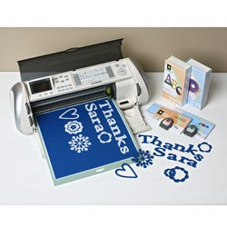 Cricut Expression Cutting Machine plus 2 Cartridges