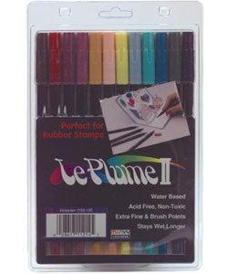 Le Plume II 12-piece Marker Set