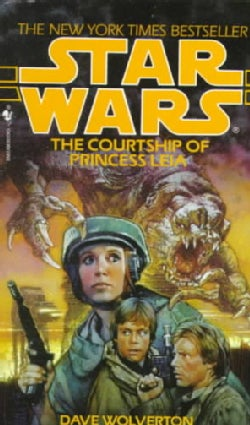 Star Wars: The Courtship of Princess Leia (Paperback)