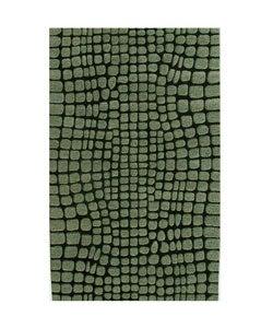 Hand-tufted Rosan Wool Rug (8' x 10'6)