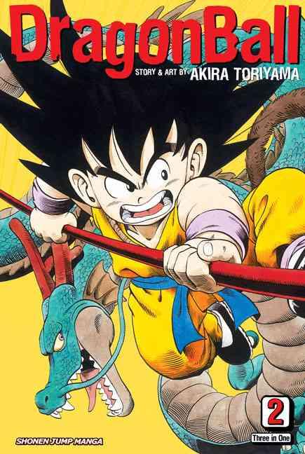 Dragon Ball 2: Vizbig Edition (Paperback)
