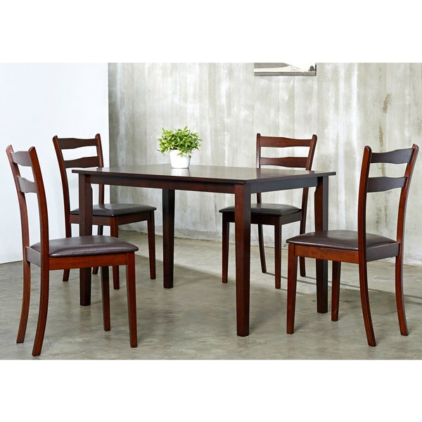 Dining Room Discount Furniture: Callan 5-piece Dining Room Furniture Set