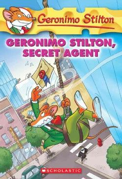 Geronimo Stilton, Secret Agent (Paperback)