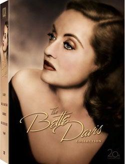 Bette Davis Centenary Celebration Collection (DVD)