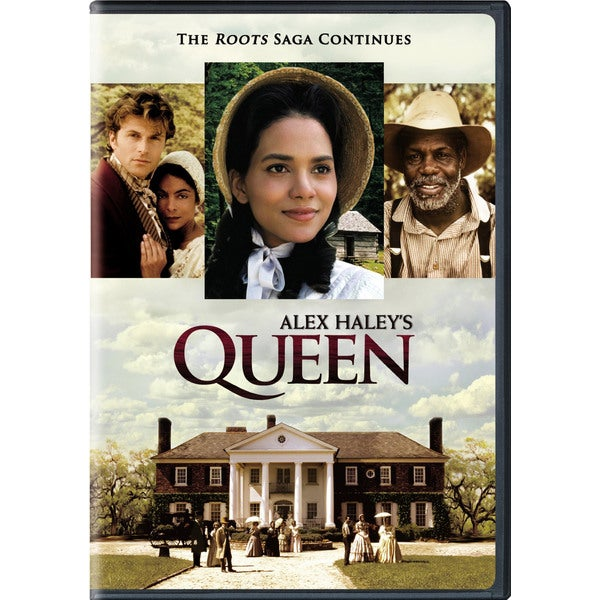 Alex Haley's Queen (DVD)