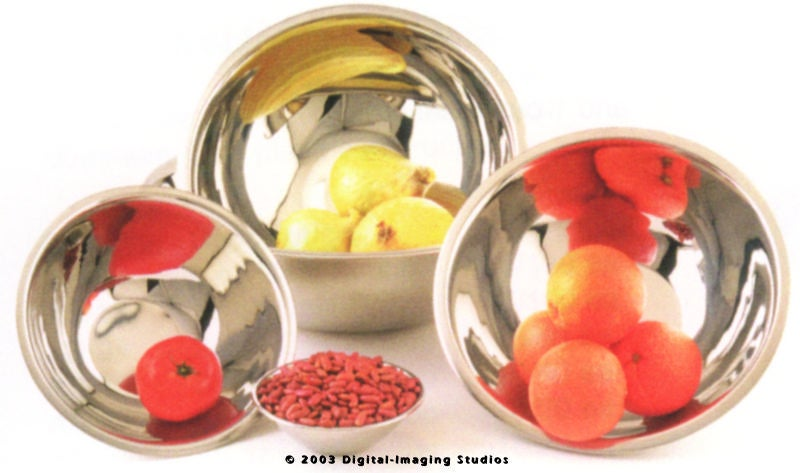 Crest 13-qt. Stainless Steel Mixing Bowl (bowls sold separate)