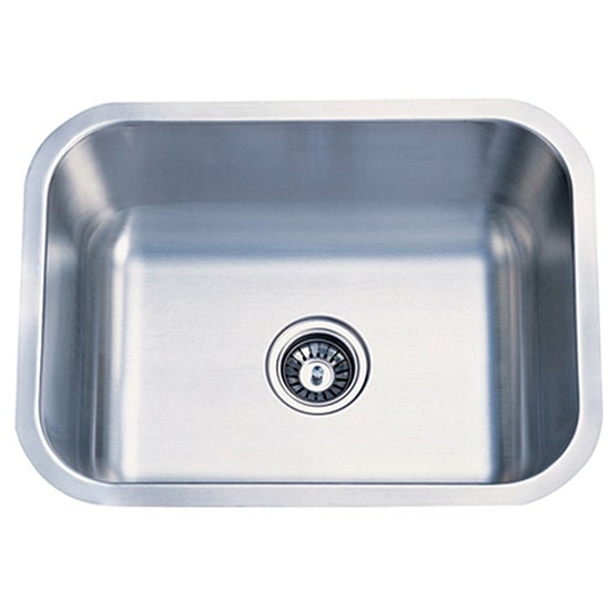 DeNovo Extra Large Single Undermount Bar Sink