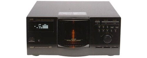 JVC XL-MC2000 200-disc Mega CD Changer