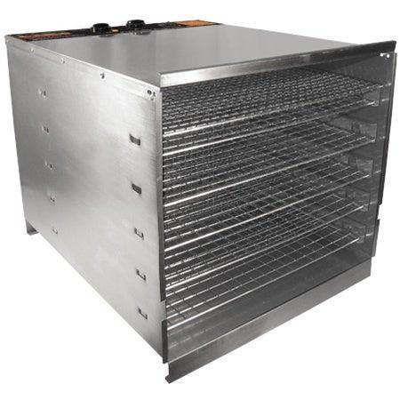 Weston 74-1001-W Stainless Steel Food Dehydrator