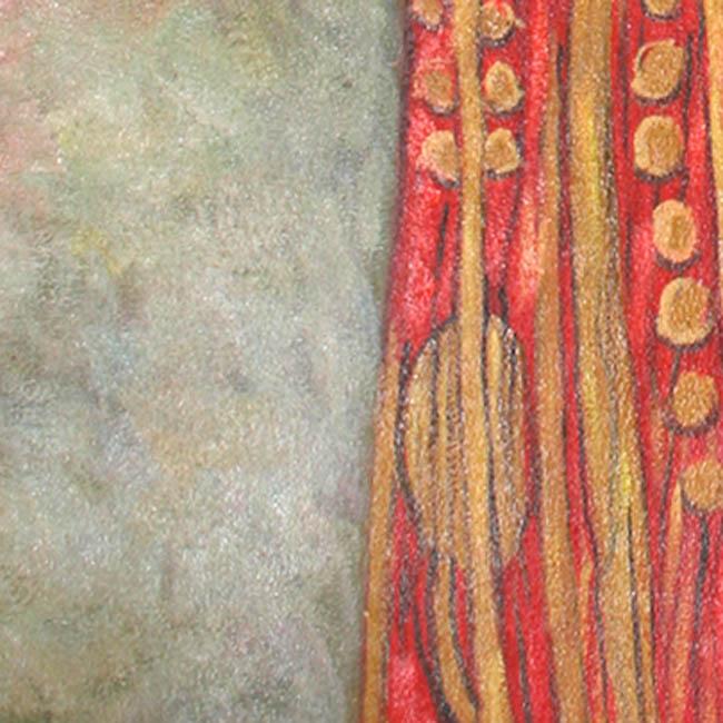 Gustav Klimt 'Hygieia (Detail From Medicine)' Canvas Art - Overstock ...