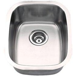 Suneli Undermount Single Bowl Kitchen/ Bar Sink