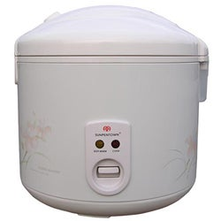 Multifunction 10-cup Rice Cooker