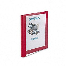 Avery See-Thru 1/2-inch Presentation Binder
