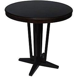 Maddox Espresso Bistro Table