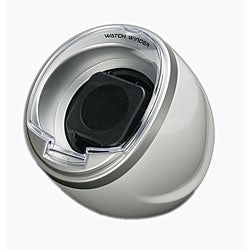 High-gloss Plastic Pearl Single Watch Winder