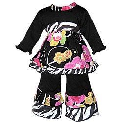 Ann Loren American Girl Floral Doll Outfit