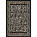 Ivory Cheetah Novelty Rug (7'10 x 10'10)