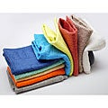 Rayon from Bamboo Solid Towel Set (Set of 3)