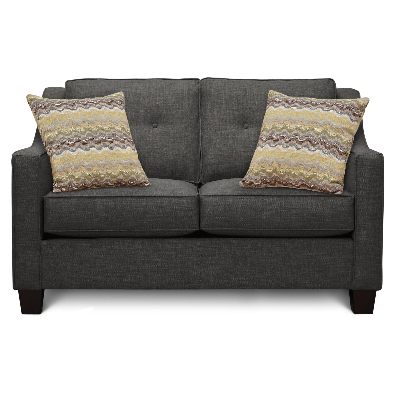 Art Van Fidelity Charcoal Loveseat Overstock Shopping Great Deals On Art Van Furniture Sofas