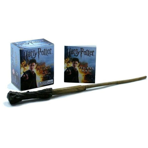 Harry Potter Wand Sticker Kit