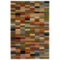 Safavieh Handmade Rodeo Drive Patchwork Multicolor Rug (8' x 10')
