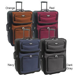 Traveler's Choice Amsterdam 29-Inch Expandable Rolling Upright