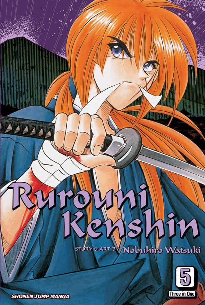 Rurouni Kenshin 5: The Time is Now VIZBIG Edition (Paperback)