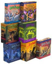 Harry Potter Complete Audio Collection (CD-Audio)