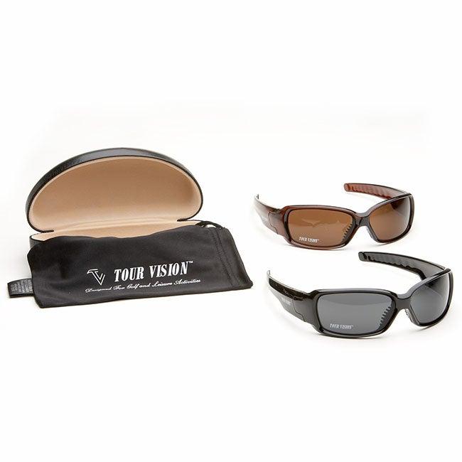 Tour Vision Pebble Collection Golf Sunglasses