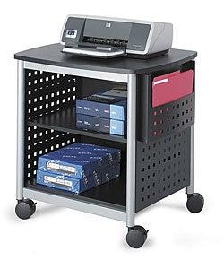 Safco Scoot Desk Mobile Printer Stand