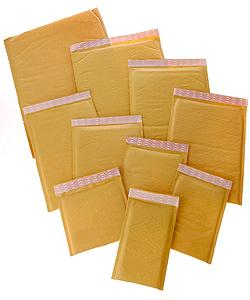Self Seal 4.5x8-inch Bubble Mailers (Case of 500)