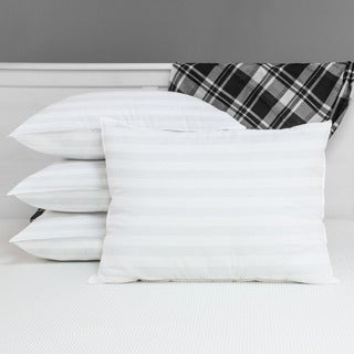 Egyptian Comfort Hypoallergenic Poly-fill Pillows (Set of 4)