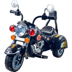 Harley-style Battery Operated Motorcycle Ride-on