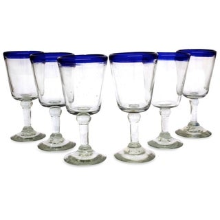 'Chardonnay' 6-piece Wine Glass Set (Mexico)