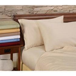 Egyptian Cotton 1000 Thread Count Soft Pillowcase Set