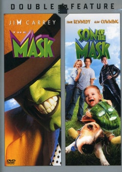 The Mask/Son Of The Mask (DVD)