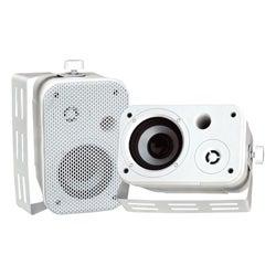 PylePro 3.5-inch White Indoor/ Outdoor Speakers