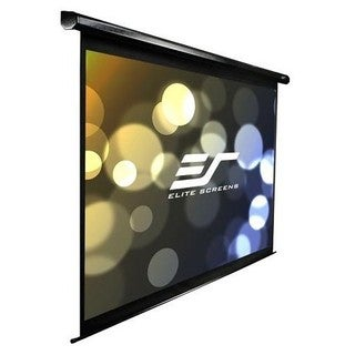 Elite Screens VMAX120UWV2 VMAX2 Ceiling/Wall Mount Electric Projectio