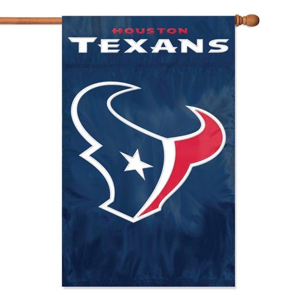 Houston Texans Official Banner Flag