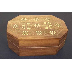 Handcrafted Bulwark Box (India)