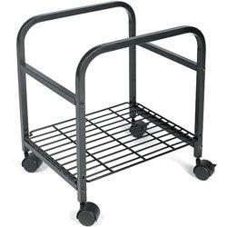 Advantus Cropper Hopper Heavy Duty Rolling Cart