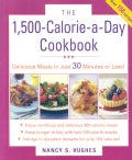 The 1500-Calorie-a-Day Cookbook (Paperback)