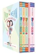 Ivy + Bean Secret Treasure Box: Books 1, 2, and 3 and a Cool Secret Surprise! (Paperback)