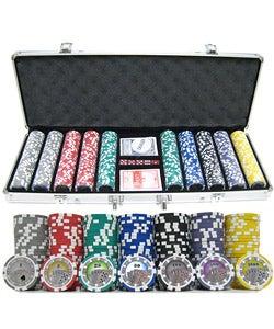 Casino Royale 500-piece Poker Chip Set