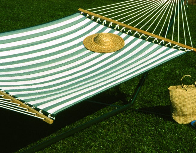 Quilted Hammock