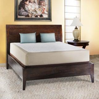 Comfort Dreams Select-A-Firmness 11-inch Full-size Memory Foam Mattress